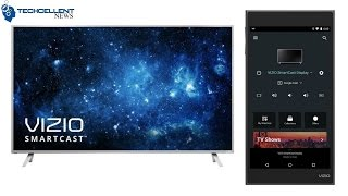 2016 VIZIO P-SERIES 4K TV REVIEW WITH ANDROID TABLET AND GOOGLE CAST