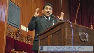 Boris Espezúa: Bases del Pluralismo Jurídico