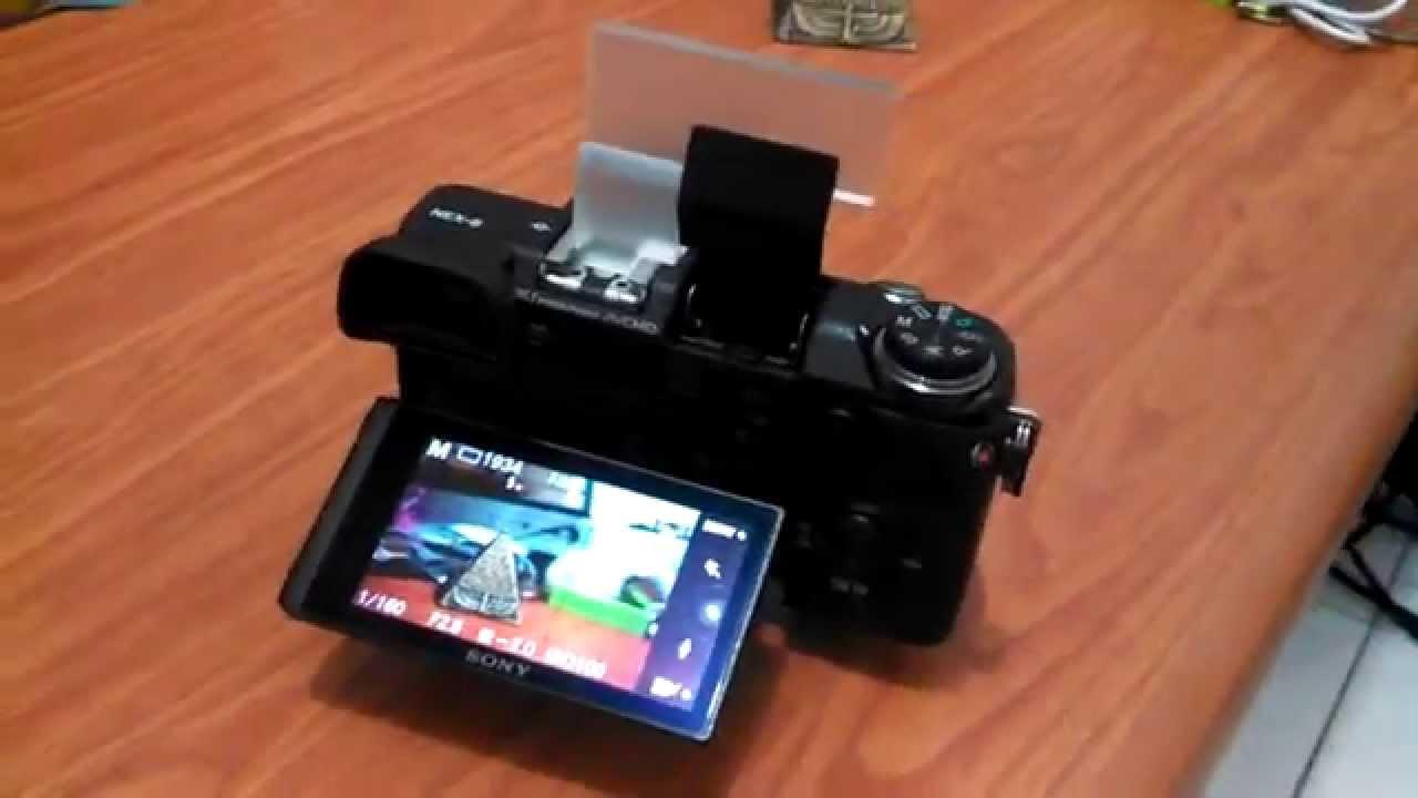 Sony Nex T Ring Flash