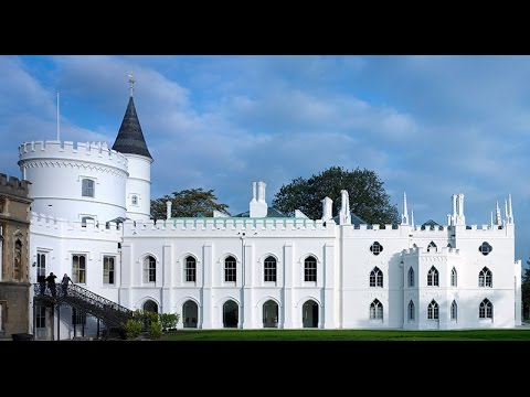 Discover Strawberry Hill House