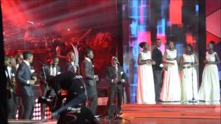 Excerpts of Vodafone Ghana Music Awards 2016