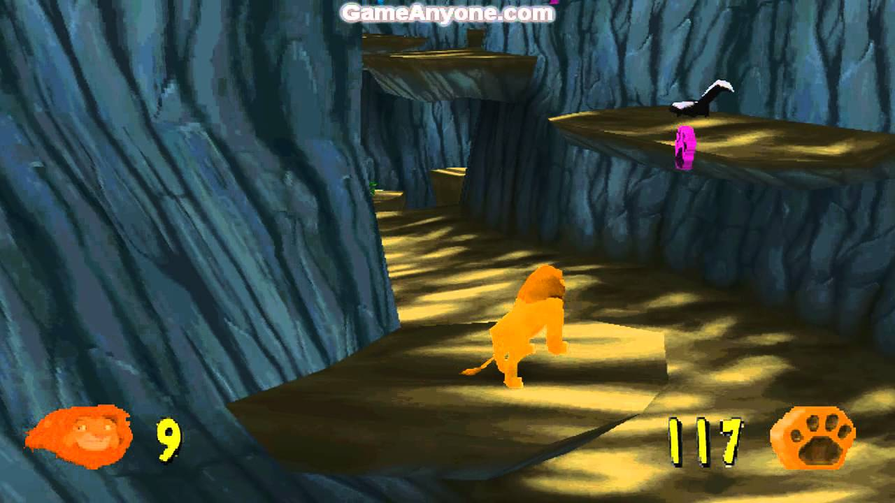 The Lion King Simba S Mighty Adventure Ps1 Part 4