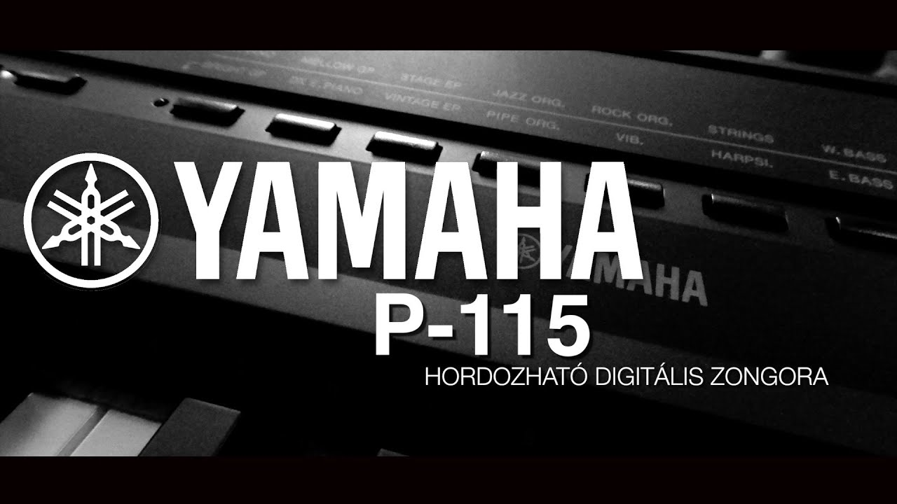В наличие цифровое пианино yamaha p-115 за 52990 рублей. Количество тембров: 14. Полифония: 192. Бесплатная доставка в москве и санкт петербурге.