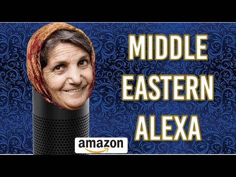 Amazon Echo: Middle Eastern Edition