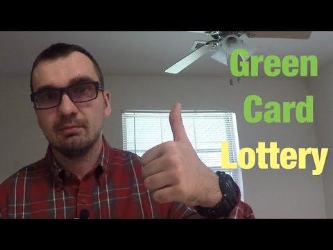 Green Card за 5 минут. Как и где участвовать в лотерее. Американская мечта.