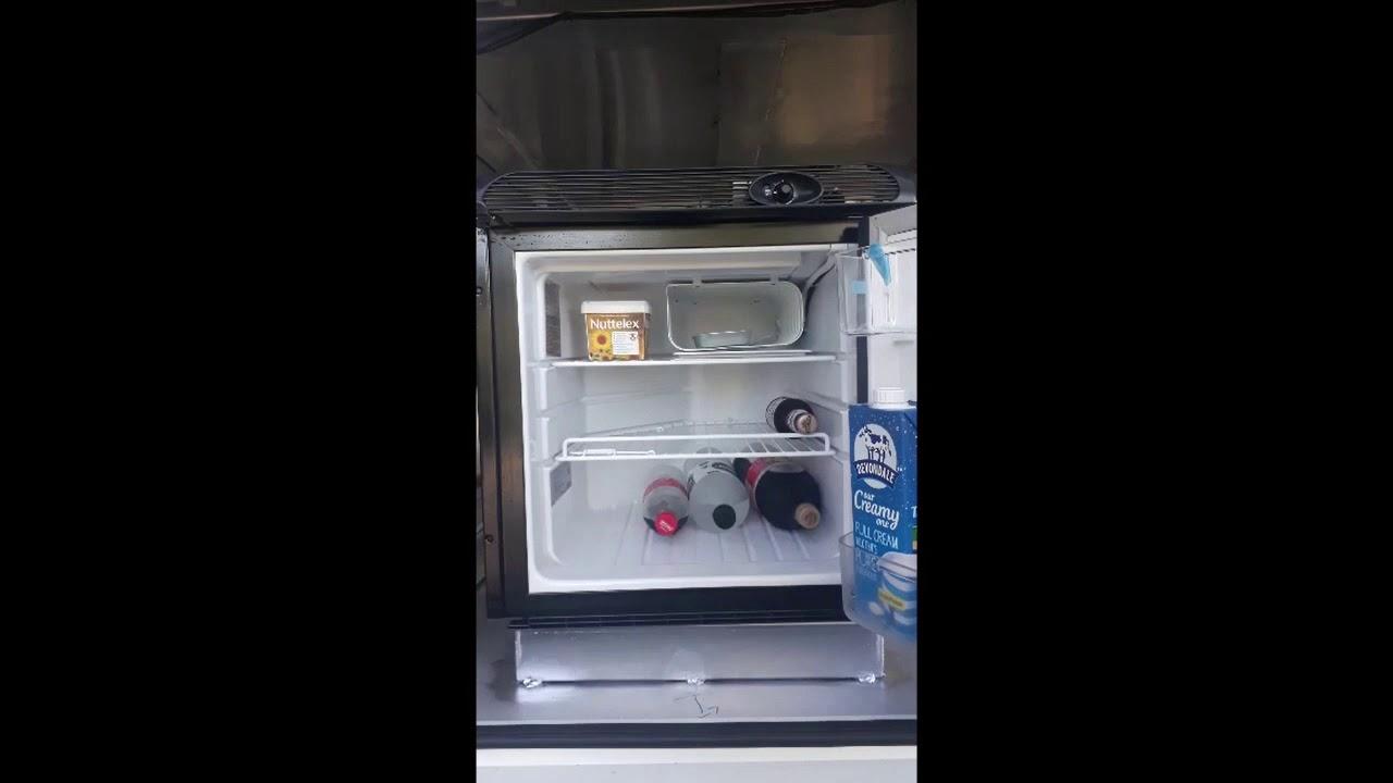 Caravan Compressor Fridge Review, Engel SR70F 57 Litre Fridge