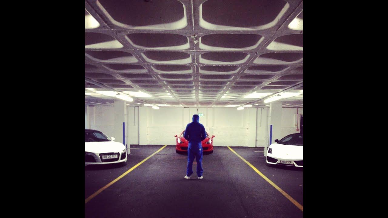 luxury car parking  Luxury Car Park ( a few cars missing ) - YouTube