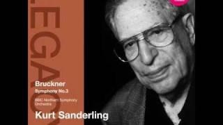 Kurt Sanderling: BRUCKNER - Symphony No.3 - Scherzo