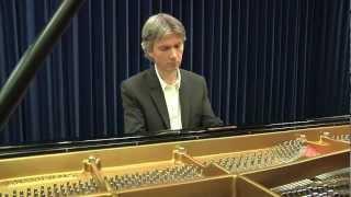 Frédéric Chopin Walzer As-dur op. 69 Nr. 1 «Abschiedswalzer» - Jürg Hanselmann, Klavier