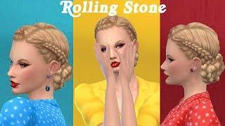Taylor Swift - Rolling Stone - CAS