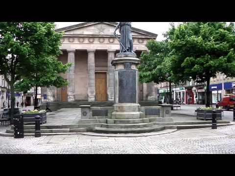 Town Centre, Elgin, Moray, Scotland