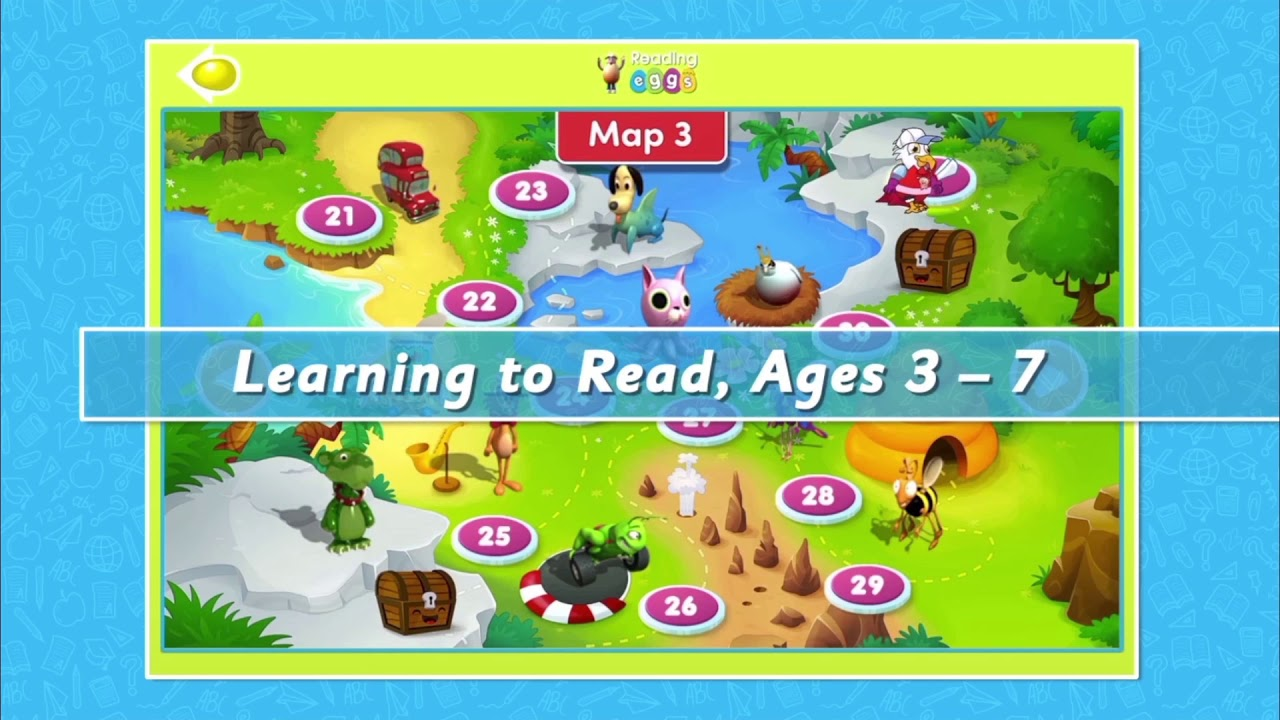 Reading App for Kids: Try Reading Eggs for Free (III)