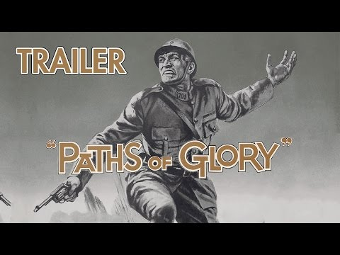 PATHS OF GLORY New Original Masters of Cinema Trailer