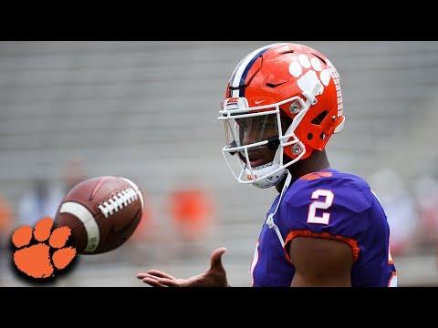 Clemson QB Kelly Bryant: More Stripes To Earn | ACC Football Spring Spotlight
