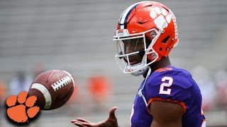 Clemson QB Kelly Bryant: More Stripes To Earn | ACC Football Spring Spotlight