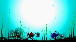 Видеофон РЫБКИ анимация
