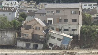 被災者支援に1300億円 政府、台風など被害対策(19/11/08)