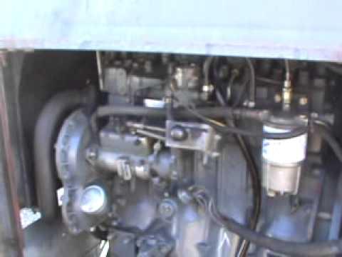 Lincoln Pipeliner Sae 400 Perkins 4 236 Diesel Welder