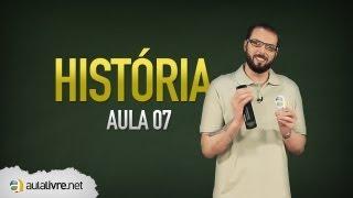 história aula 07 pré história e antiguidade oriental
