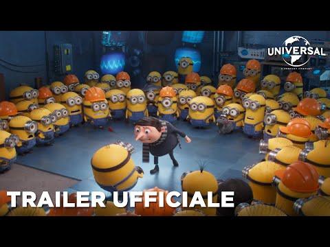 Minions 2: Come Gru Diventa Cattivissimo | Trailer Ufficiale (Universal Pictures)