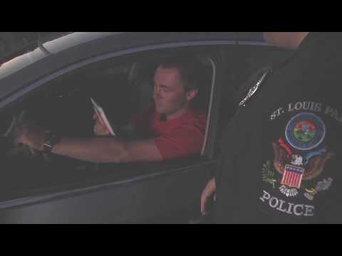 St. Louis Park Police Department Traffic Stop Safety Tips