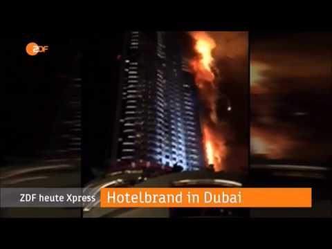 Hotelbrand Dubai - Hotel fire Dubai