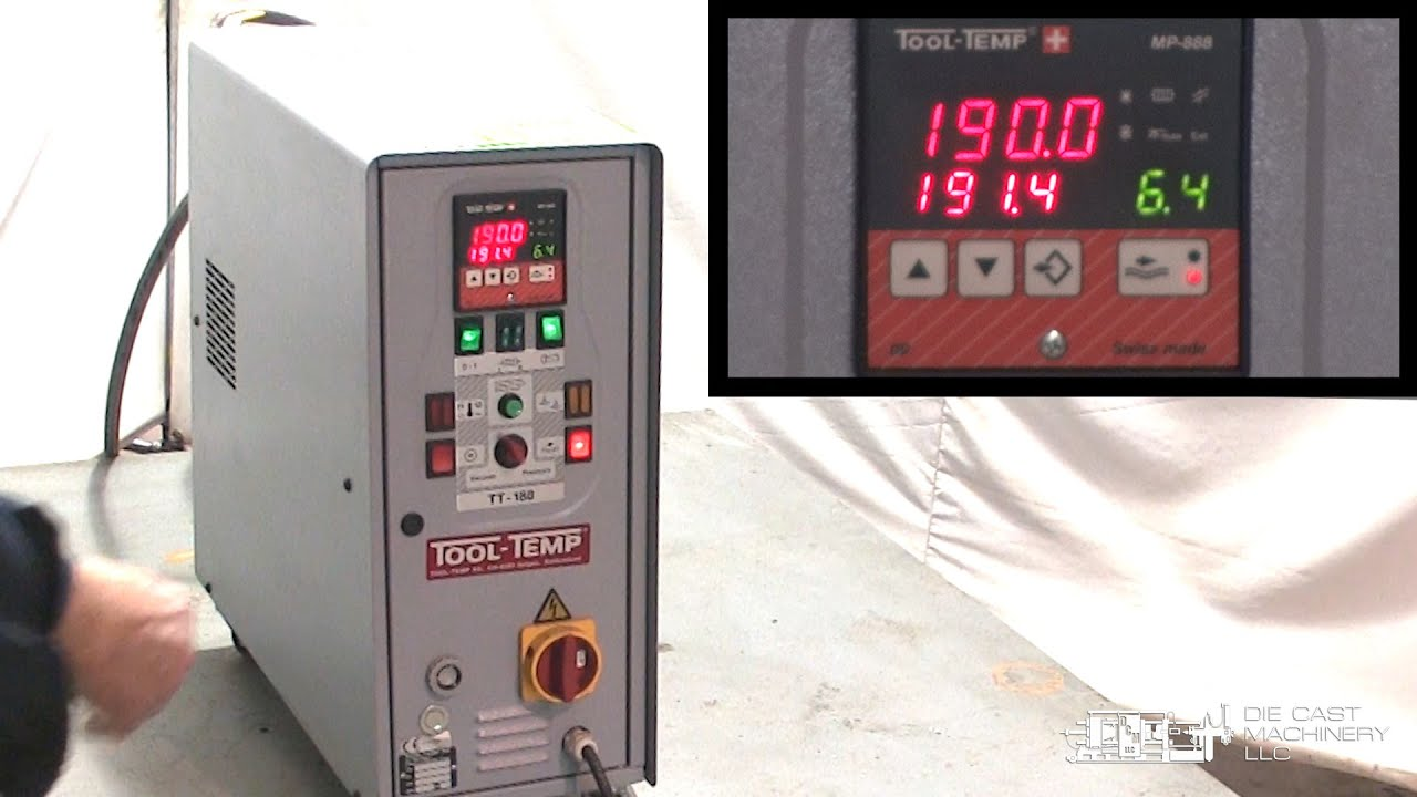 Tool-temp 3kw hot water temperature control unit