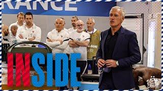 Dans le vestiaire des Bleus France Bulgarie 3 0 Equipe de France I FFF 2021