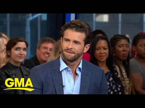 Jed Wyatt opens up about the shocking &39;Bachelorette&39; finale l GMA