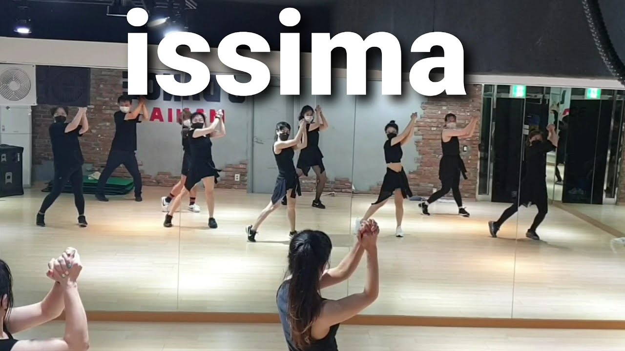 issima - power francers ♡오전 다이어트댄스♡ 테크니컬째저싸이즈