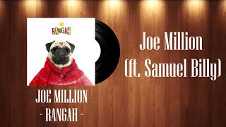 Gambar cover Joe Million - RANGAH // 2016 - Mini Album