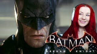 #1 BATMAN ARKHAM KNIGHT прохождение с Никки