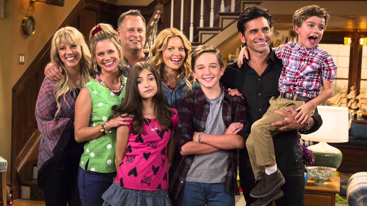 Good Fuller House Renewed! Netflix Orders Second Season Of Full House Revival