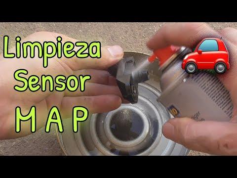 Limpieza sensor MAP - Muy fácil - DIY