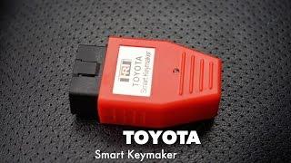 Програмування ключа тойота - Toyota Smart Keymaker (Toyota/Lexus)