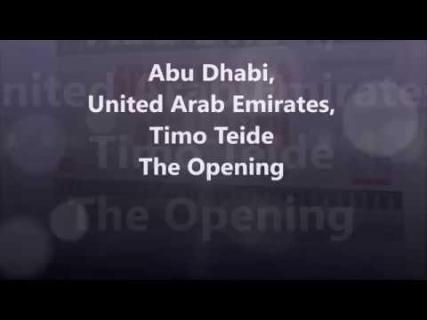 United Arab Emirates moments