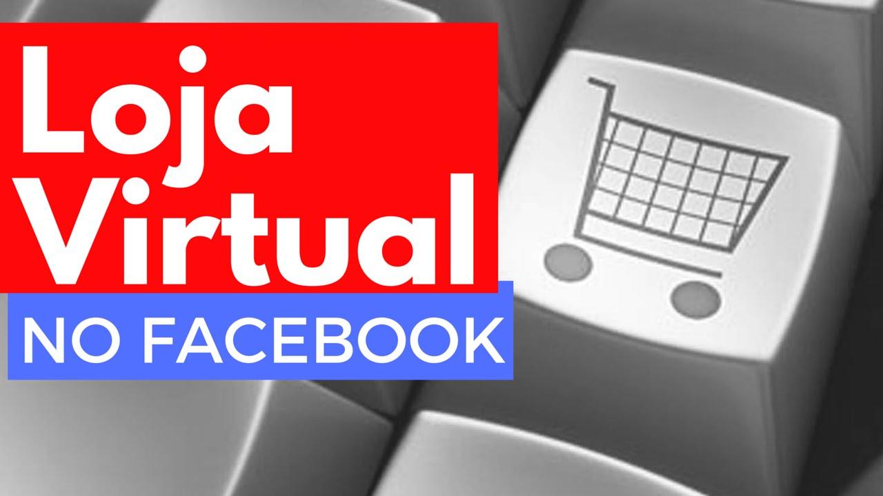 a26a7fc2b Como criar uma loja no facebook (novidade 2016) - YouTube