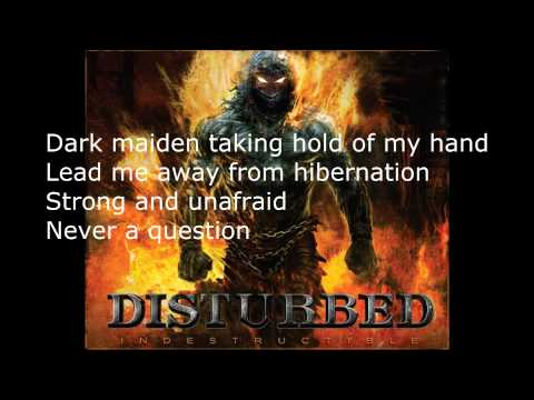 Disturbed - The Night (Lyrics Video)