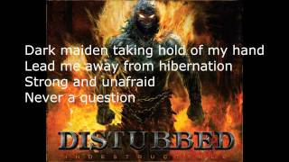 Disturbed - The Night (Lyrics Video)