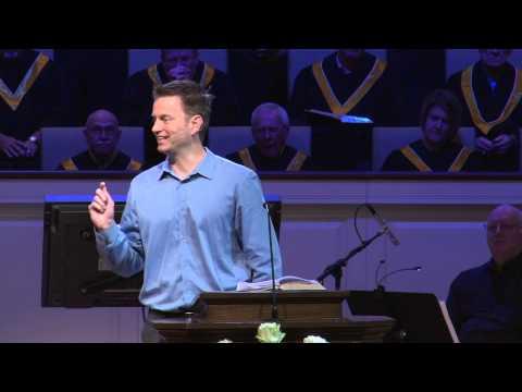 Sermon - March 9, 2014 - Your Neighborhood Matters (Chris Curran)