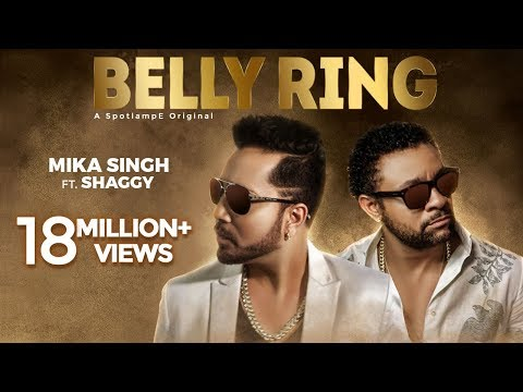 Belly Ring - Mika Singh Ft. Shaggy (Official Video)| Latest Song 2019 | Music & Sound