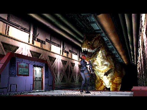 Dino Crisis #042 (FINAL) - T-Rex besiegt!