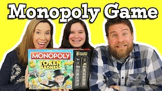 Playing Monopoly Game Part 1