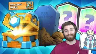 MORE UPDATE NEWS - CLAN CHEST WILL BE REMOVED NEXT UPDATE! | Clash Royale RIP CLAN CHEST!!