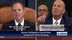 "Rep. Adam Schiff Closing Statement:  ""Is there any accountability?"""