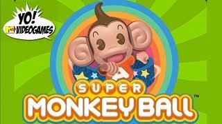 Super Monkey Ball! Main Game - YoVideogames