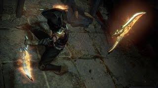 Path of Exile - Seraph Dagger Skin