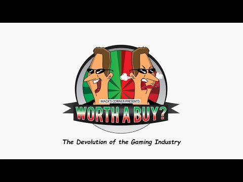 Devolution of the Gaming Industry (Shooters)