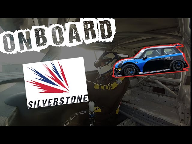 Silverstone en Mini !