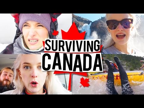HOW DID I SURVIVE?! Two Weeks Camping in Canada
